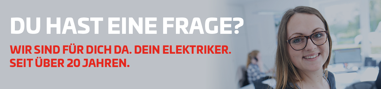 Nimm Kontakt auf! Das Kontaktformular der Tovar Elektrotechnik